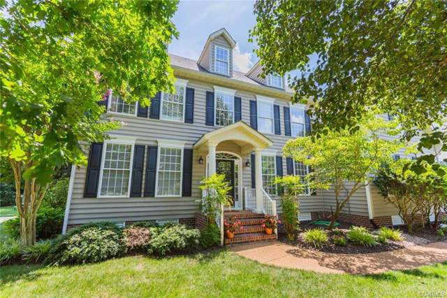 9081 Cottleston Circle, Mechanicsville, VA 23116 (MLS #1924098) :: EXIT First Realty
