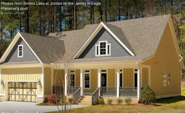 78 Eagle Place, North Prince George, VA 23875 (#1924108) :: Abbitt Realty Co.
