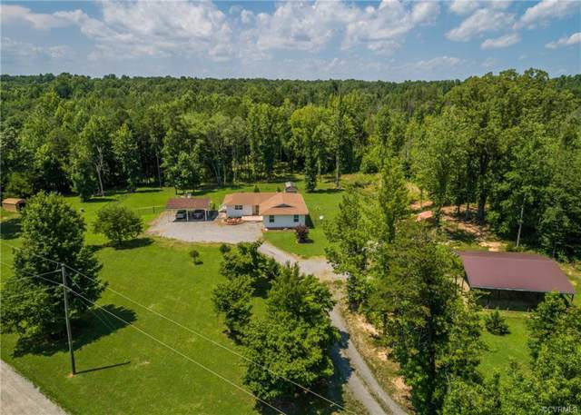 4112 Hidden Acres Drive, Louisa, VA 23093 (MLS #1924110) :: HergGroup Richmond-Metro