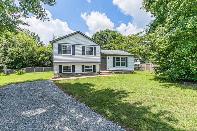 7135 Bridle Path, Mechanicsville, VA 23111 (MLS #1924115) :: EXIT First Realty