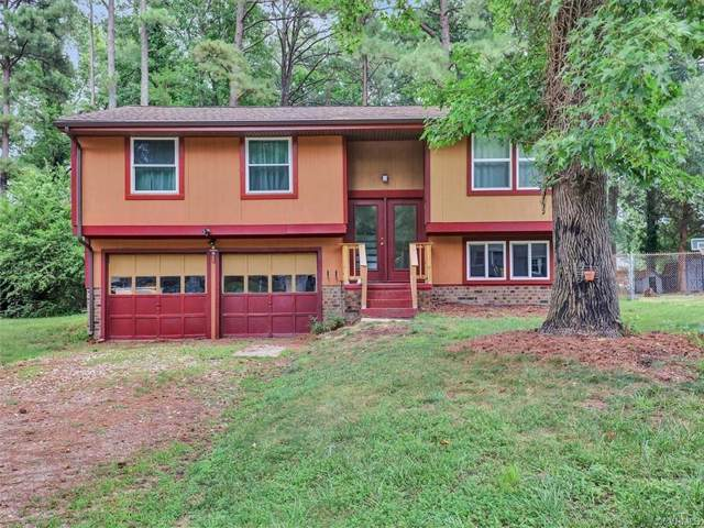 9711 Laurel Pine Drive, Glen Allen, VA 23228 (MLS #1924120) :: HergGroup Richmond-Metro