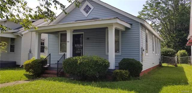 1816 N 23rd Street, Richmond, VA 23223 (MLS #1924148) :: HergGroup Richmond-Metro