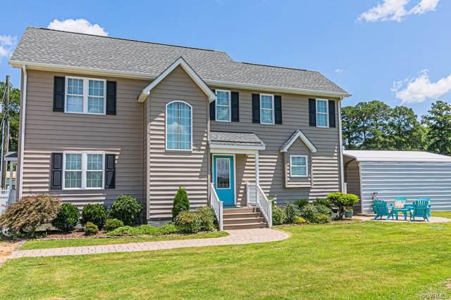 257 Rockingham Road, Dunnsville, VA 22454 (MLS #1924204) :: Small & Associates