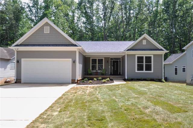 207 Beachside Cove, Locust Grove, VA 22508 (MLS #1924207) :: HergGroup Richmond-Metro
