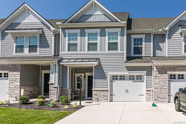 8015 Ellendale Drive, Mechanicsville, VA 23116 (MLS #1924224) :: Small & Associates