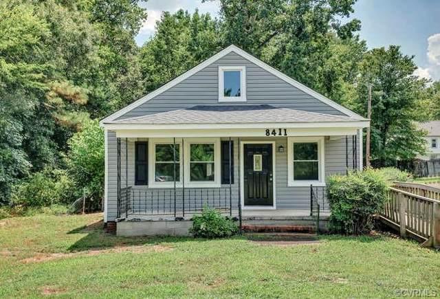 8411 Salem Church Road, Salem, VA 23237 (MLS #1924306) :: Small & Associates