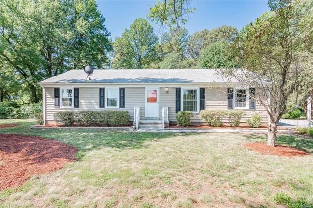 8031 Dabneys Mill Road, Manquin, VA 23106 (MLS #1924319) :: Small & Associates