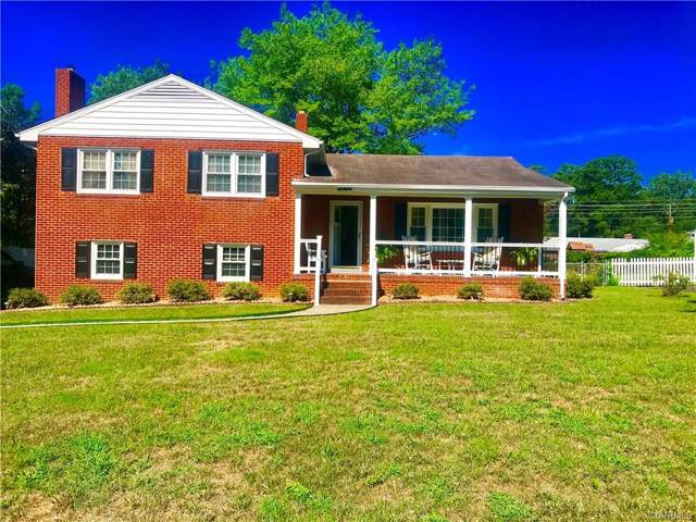 2900 Pennington Road, Skipwith, VA 23294 (#1924327) :: Abbitt Realty Co.