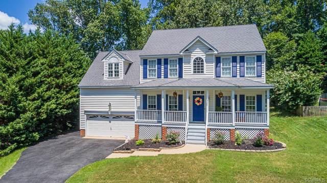 9520 Fawn Park Lane, Mechanicsville, VA 23116 (MLS #1924384) :: Small & Associates