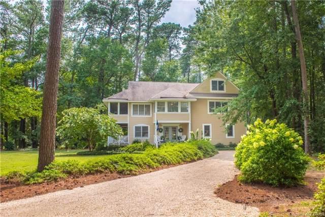 412 Jackson Creek Road, Deltaville, VA 23043 (MLS #1924407) :: The RVA Group Realty