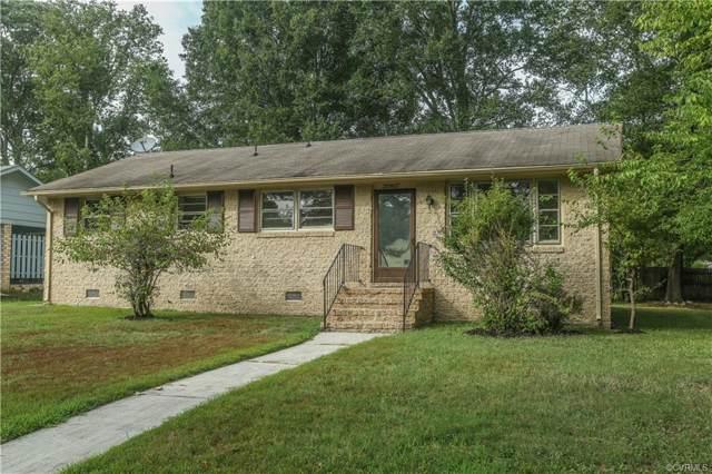 20807 Brickhouse Drive, Chesterfield, VA 23803 (#1924416) :: Abbitt Realty Co.
