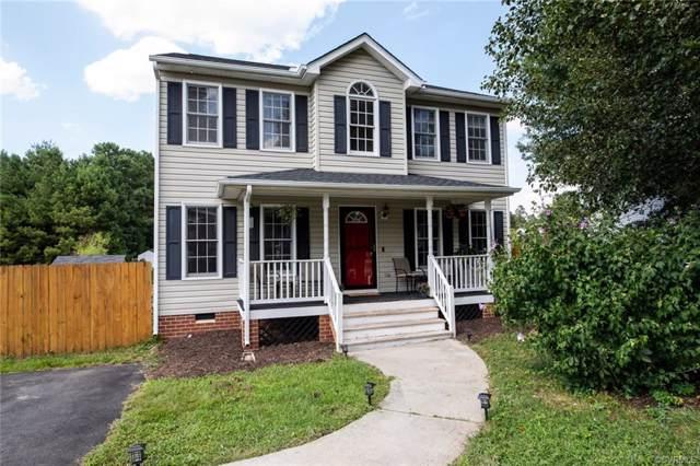 5900 Zion Ridge Drive, Richmond, VA 23234 (#1924560) :: Abbitt Realty Co.