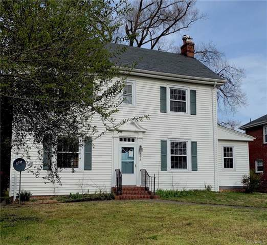 4215 Chamberlayne Avenue, Richmond, VA 23227 (MLS #1924945) :: Small & Associates