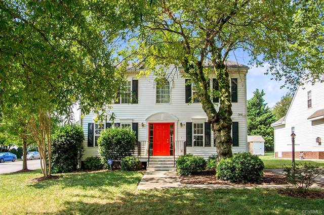 6901 Dartmouth Avenue, Richmond, VA 23226 (MLS #1925040) :: HergGroup Richmond-Metro