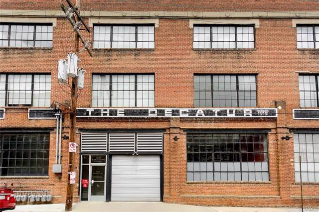 39 E 3rd Street B, Richmond, VA 23224 (MLS #1925092) :: The RVA Group Realty