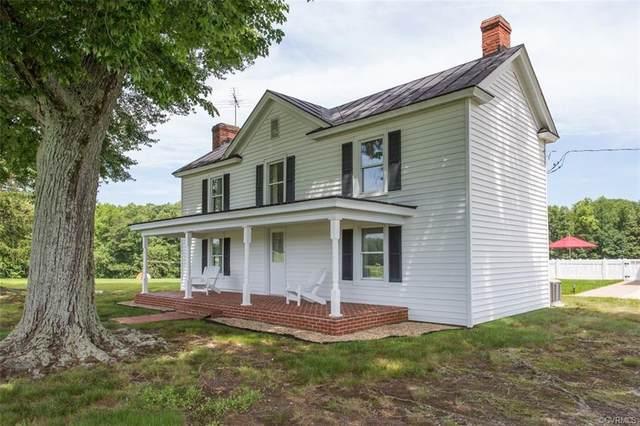 2326A Holland Creek Road, Louisa, VA 23093 (MLS #1925232) :: Treehouse Realty VA