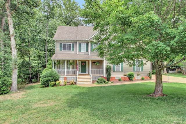 4312 Blakeway Drive, Moseley, VA 23120 (MLS #1925363) :: EXIT First Realty