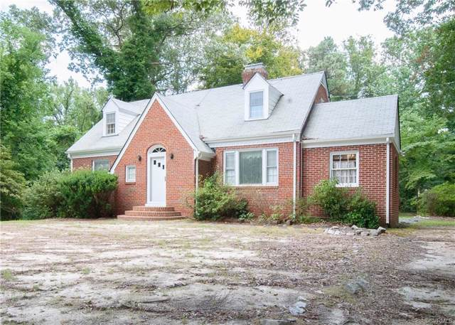 6143 Peace Road, Mechanicsville, VA 23111 (MLS #1925580) :: HergGroup Richmond-Metro