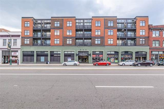 1333 W Broad - Unit 122 Street, Richmond, VA 23220 (MLS #1925674) :: Small & Associates