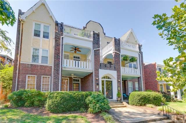 3105 Patterson Avenue #3, Richmond, VA 23221 (MLS #1925752) :: Small & Associates
