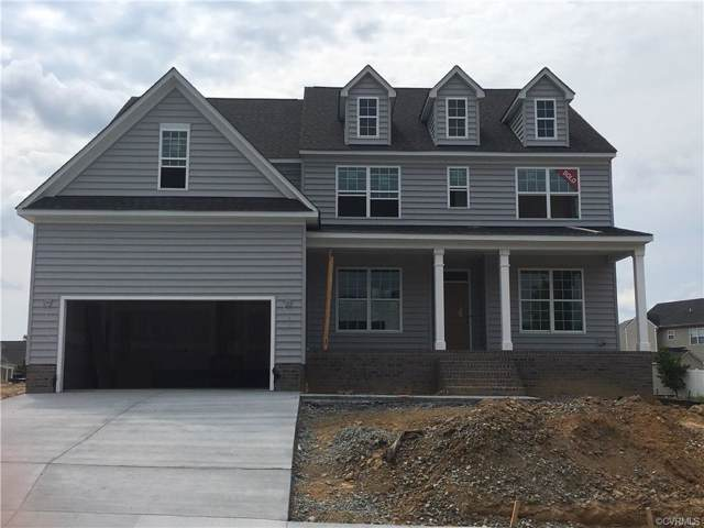 6712 Swanhaven Drive, Chesterfield, VA 23234 (MLS #1925823) :: The RVA Group Realty