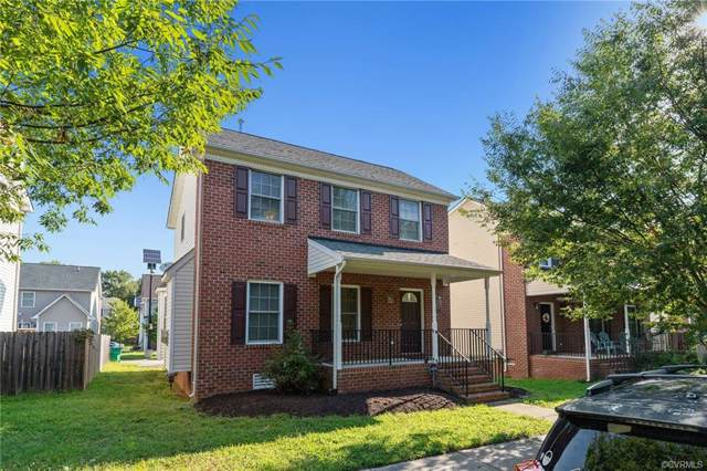 1716 Lakeview Avenue, Richmond, VA 23220 (MLS #1925853) :: The RVA Group Realty