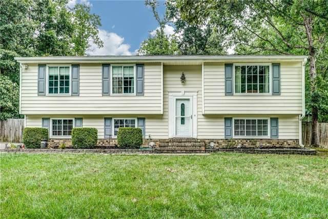 10202 Brookmont Drive, Richmond, VA 23233 (MLS #1925998) :: EXIT First Realty