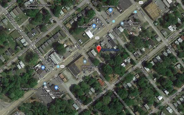 3510 Hull Street, Richmond, VA 23224 (#1925999) :: Abbitt Realty Co.