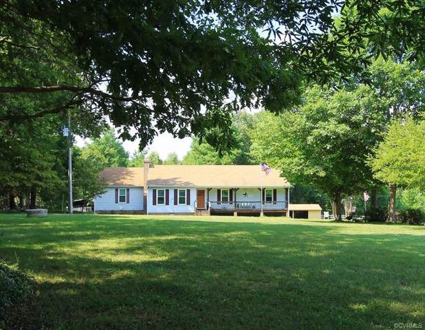14430 Namozine Road, Amelia Courthouse, VA 23002 (#1926412) :: Abbitt Realty Co.
