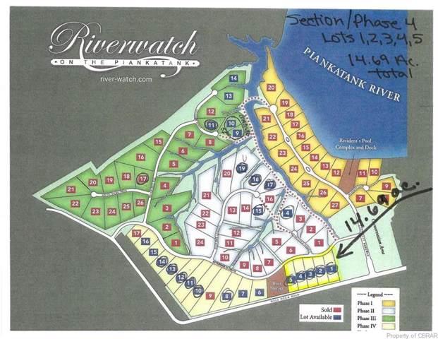 14+ AC Riverwatch Drive, Gloucester, VA 23061 (MLS #1926536) :: The Redux Group