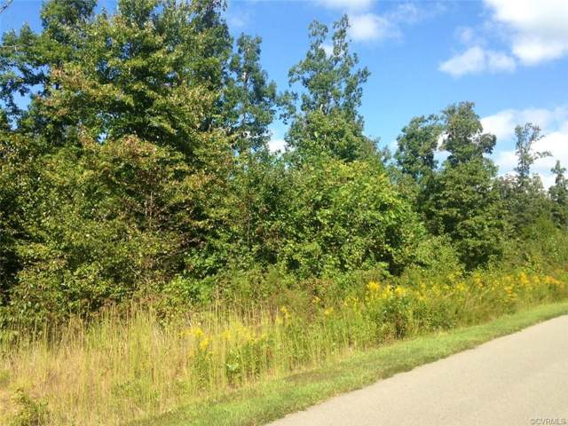 5.58 AC, LOT 21, Pembelton Drive, Amelia Courthouse, VA 23002 (#1926552) :: Abbitt Realty Co.