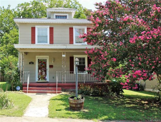 515 Colonial Avenue, Colonial Heights, VA 23834 (MLS #1926579) :: HergGroup Richmond-Metro