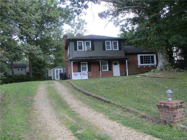 7101 Wynnewood Court, North Chesterfield, VA 23235 (#1926630) :: Abbitt Realty Co.