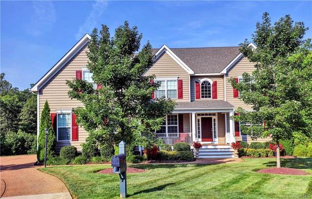 14424 Pipers Terrace, Midlothian, VA 23114 (MLS #1926725) :: The RVA Group Realty