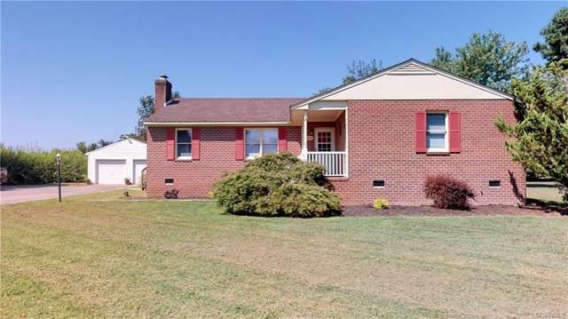 5812 Long Street, Henrico, VA 23231 (MLS #1926786) :: Small & Associates
