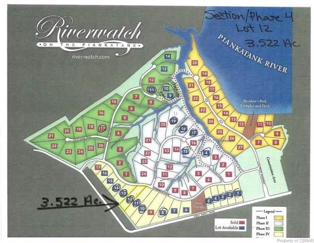 3.5AC Riverwatch Drive, Gloucester, VA 23061 (MLS #1926797) :: Blake and Ali Poore Team