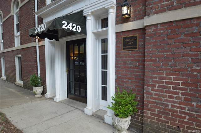 2420 Maplewood Avenue #6, Richmond, VA 23220 (MLS #1926935) :: HergGroup Richmond-Metro