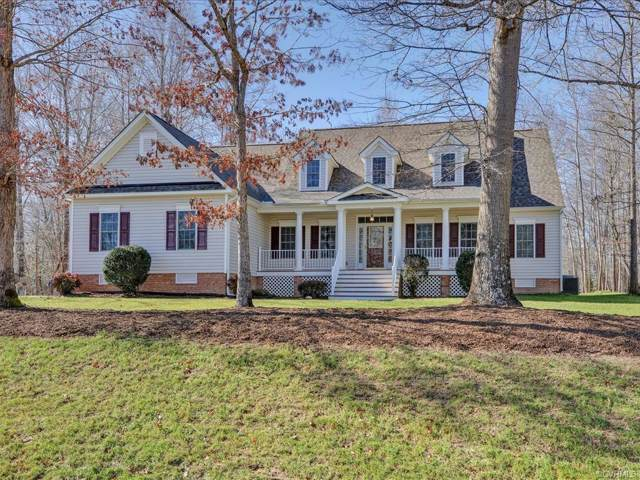 8277 Christian Ridge Drive, Mechanicsville, VA 23111 (MLS #1926946) :: HergGroup Richmond-Metro