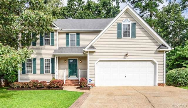 7114 Lynnshire Court, Mechanicsville, VA 23111 (MLS #1926964) :: EXIT First Realty