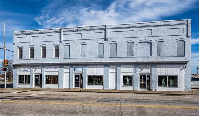 101 S Main Street, Hopewell, VA 23860 (MLS #1926985) :: EXIT First Realty