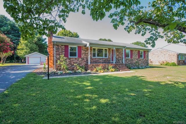 6415 Tammy Lane, Mechanicsville, VA 23111 (#1927011) :: Abbitt Realty Co.