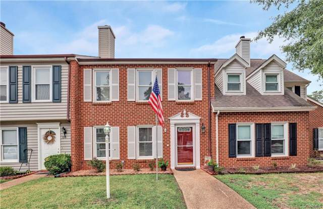 108 Ashley Place #108, Colonial Heights, VA 23834 (MLS #1927031) :: HergGroup Richmond-Metro