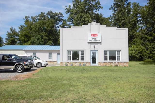 25114 Richmond Turnpike, Ruther Glen, VA 22546 (#1927046) :: Abbitt Realty Co.