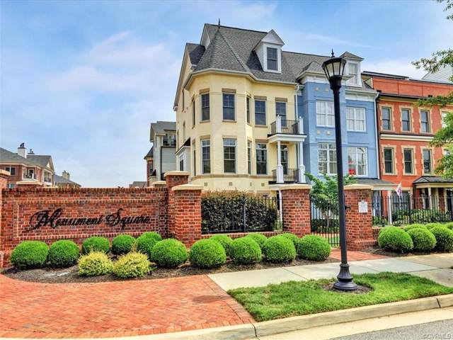 1219 Byrd Avenue #46, Richmond, VA 23226 (MLS #1927060) :: HergGroup Richmond-Metro