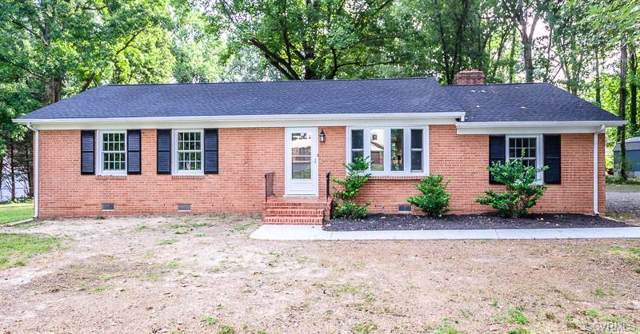 205 Antioch Drive, Sandston, VA 23150 (MLS #1927171) :: EXIT First Realty