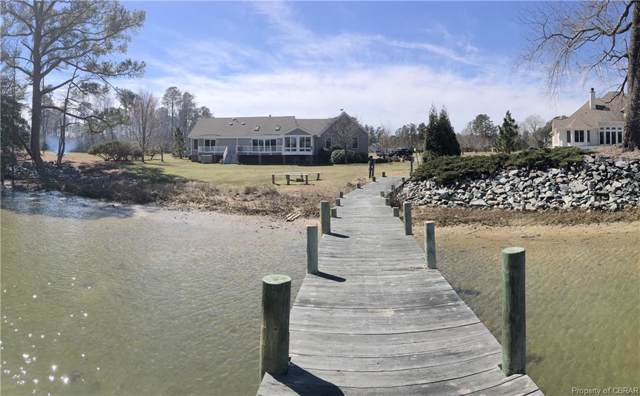 162 Hall Farm Drive, Heathsville, VA 22473 (#1927261) :: Abbitt Realty Co.