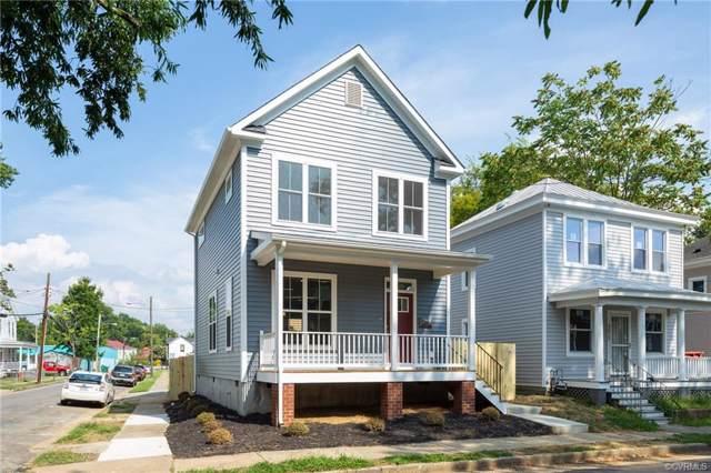 3015 Woodcliff Avenue, Richmond, VA 23222 (#1927262) :: Abbitt Realty Co.