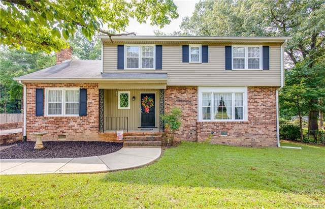 1712 Havenwood Drive, Henrico, VA 23238 (MLS #1927281) :: Small & Associates