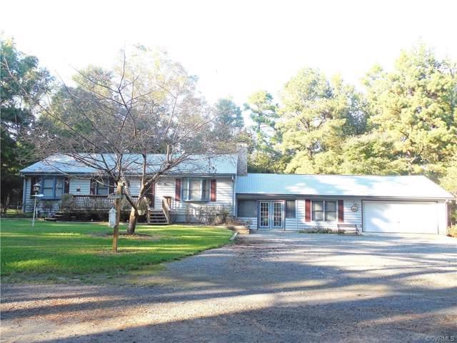 7208 Jack Drive, North Dinwiddie, VA 23803 (#1927303) :: Abbitt Realty Co.