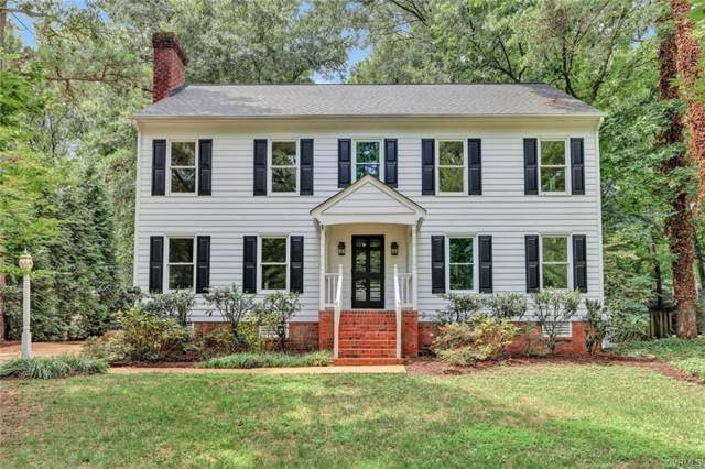 11217 Fox Meadow Drive, Henrico, VA 23233 (MLS #1927332) :: The RVA Group Realty